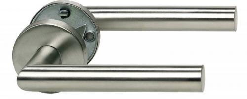 Замена ручки входной металлической двери. Как снять ручку с железной входной двери?