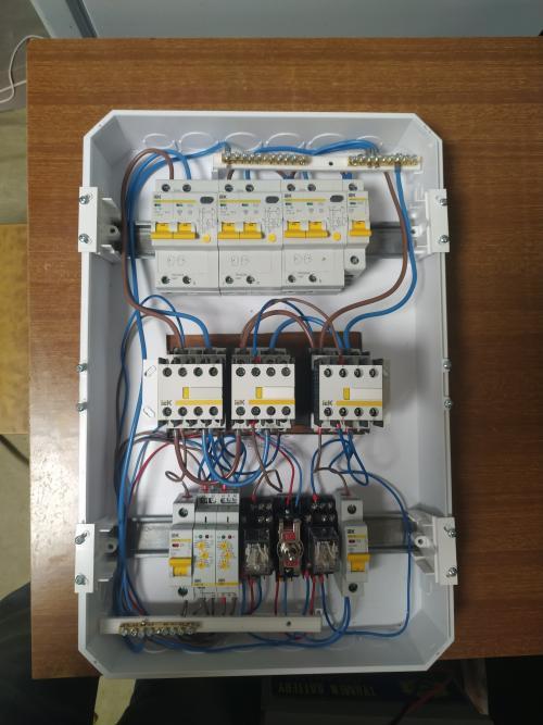Резервное электроснабжение загородного дома. Резервированное электроснабжение частного дома