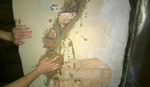 Как приготовить глину для обмазки печи. Глина и песок