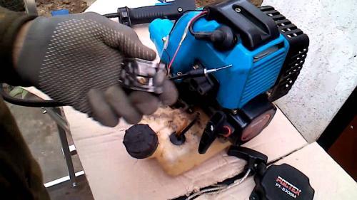 Как отремонтировать триммер бензиновый своими руками. Как отремонтировать бензокосу, если не заводится мотор