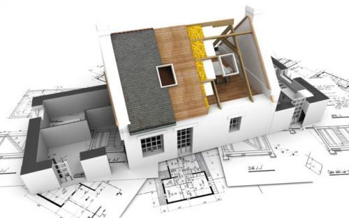 С чего начинают строить дом на пустом участке. Подготовительный этап строительства