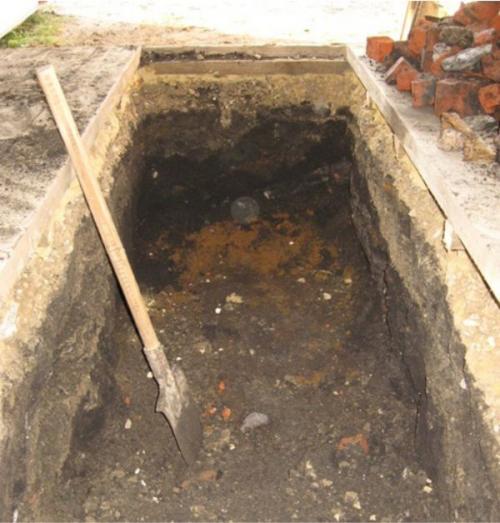 Как построить овощную яму своими руками. Процесс строительства овощной ямы