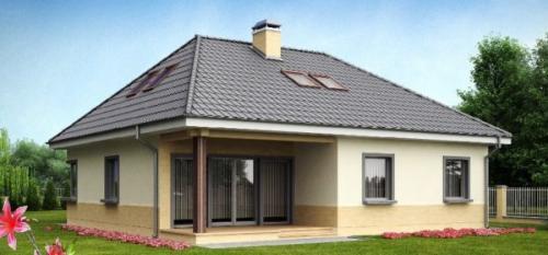 Ломаная четырехскатная крыша. Классификация вальмовых крыш