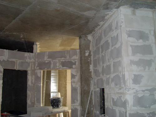 Ремонт в новых квартирах. Порядок ремонта