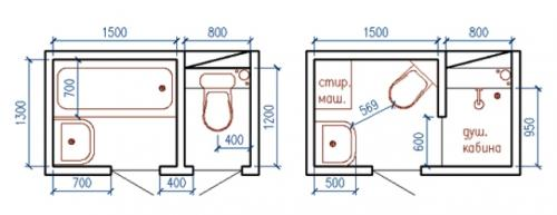 Как в совмещенном санузле отделить унитаз. №1. Как согласовать перепланировку?