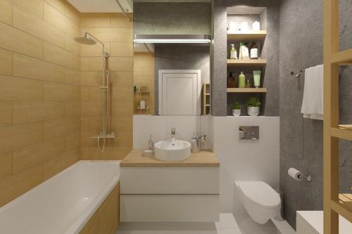 Как организовать ванную. Оптимизируем пространство в ванной комнате: как правильно все организовать