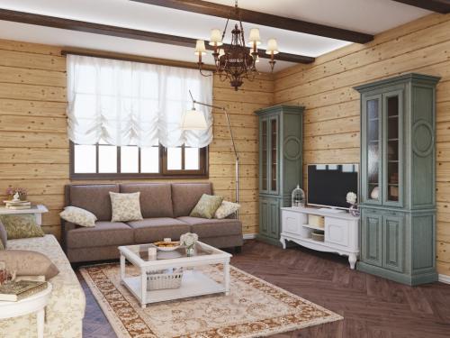 Дача в стиле Прованс своими руками недорого. Гостиная во французском стиле: 5 цветовых идей