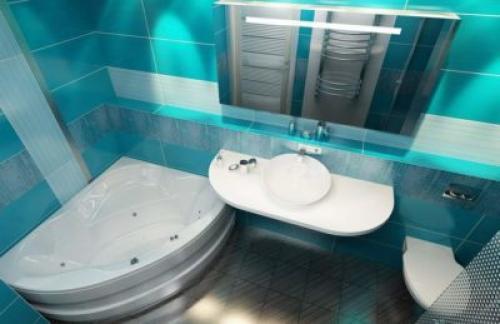 Не вмещается унитаз в совмещенном санузле. Зачем туалет совмещают с ванной