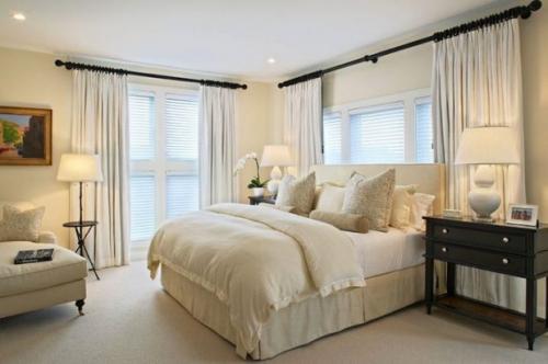 Как зрительно увеличить комнату с низким потолком. №2. Какой должна быть отделка?