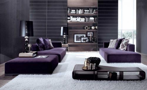 Дизайн квартиры в серых тонах. Оттенки серого в одежде и интерьере