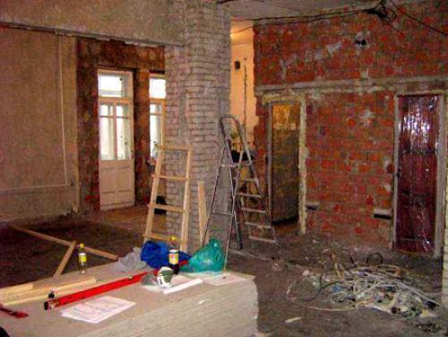 План квартиры 3 комнаты. С чего начать