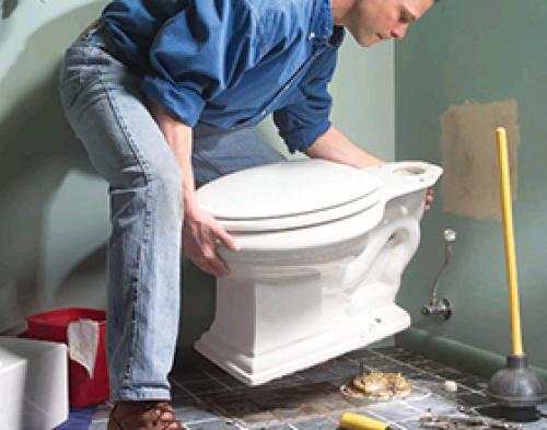 Сколько будет стоить ремонт ванной комнаты и туалета под ключ. Сколько в среднем стоит ремонт туалета под ключ?