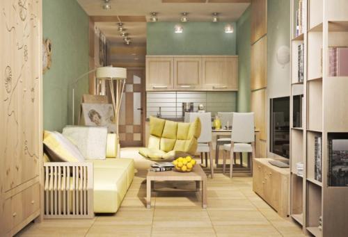 Дизайн проекты квартир маленьких. Дизайн проект маленькой квартиры – разделяем на области