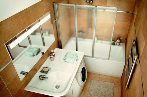 Расположение ванной в комнате. Расположение сантехники в ванной: правила
