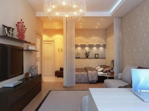 Квартиры план 3 х комнатной квартиры. Зонирование пространства