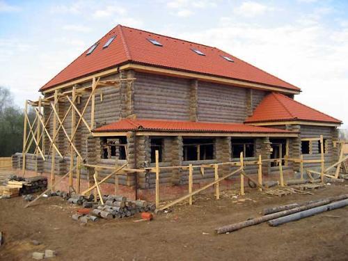 Реконструкция деревянного дома. Особенности деревянных конструкций