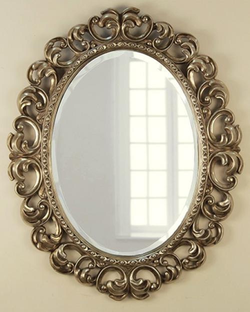 Обрамление зеркал из полиуретана своими руками. Декорирование зеркал рамой из гипса — зеркало с лепниной