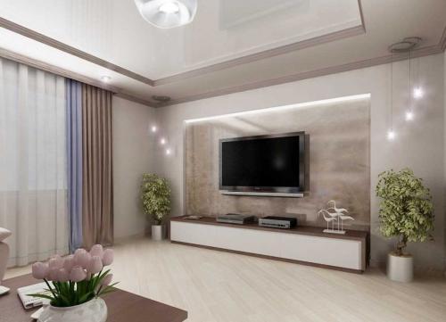 Дизайн зала в доме. Создаем неповторимый дизайн зала в частном доме