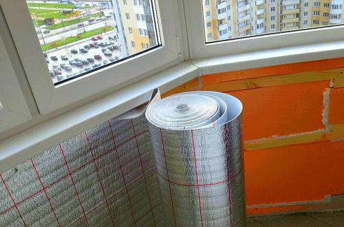 Можно ли утеплять зимой балкон. Есть ли смысл утеплять лоджию без отопления?