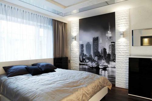 Интерьер с белыми стенами. Белые стены в интерьере: правила гармонии