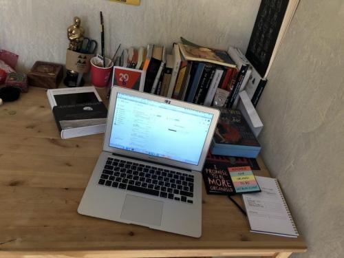 Компьютерный уголок в квартире. Выделите отдельное место