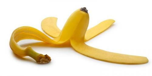 Что сделать с банановой кожурой. Польза банановой кожуры для растений