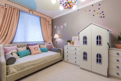 Лампа для детской комнаты для. Потолочная люстра в детскую комнату