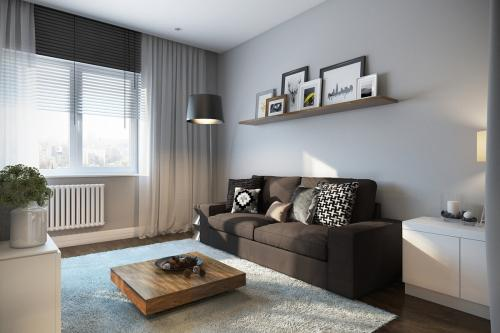 Однокомнатная квартира 30 кв.м дизайн планировка. Варианты стилей интерьера для однокомнатных квартир 30 кв м