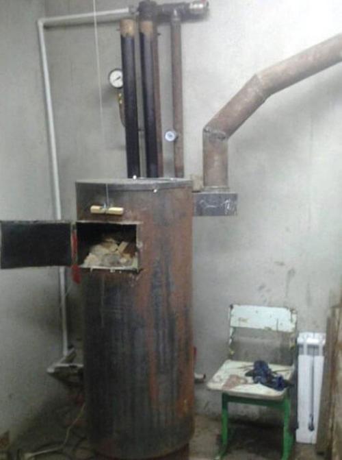 Котел отопления, как сделать. Конструкционные особенности и устройство