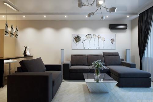 Дизайн квартиры 60 кв м 3 комнаты. Дизайн квартиры 60 кв. м — обзор лучших фото-идей