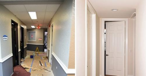 Как визуально расширить узкую прихожую. Дизайн коридора в квартире Сегодня мы расскажем, как расширить узкий коридор. 8 советов от опытного архитектора!