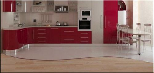 Что лучше класть на пол в кухне. Покрытие на пол в кухне: какое лучше?