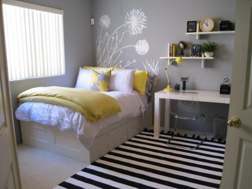 Небольшой ремонт в комнате. Ремонт в маленькой комнате: преимущества и сложности