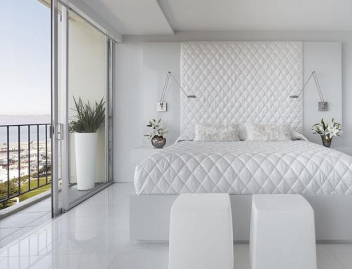 Дизайн комнаты в белых тонах. Белая спальня: достоинства и особенности