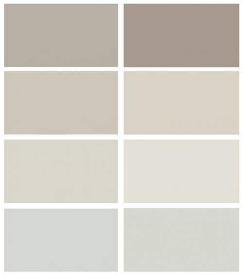 Серый и бежевый цвет в интерьере. Как красиво сочетать бежевый и серый в интерьере?