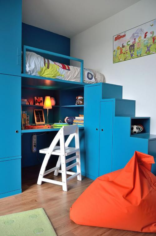 Как обустроить однокомнатную квартиру для семьи. Дизайн 1 комнатной квартиры для семьи с ребенком: удачное зонирование