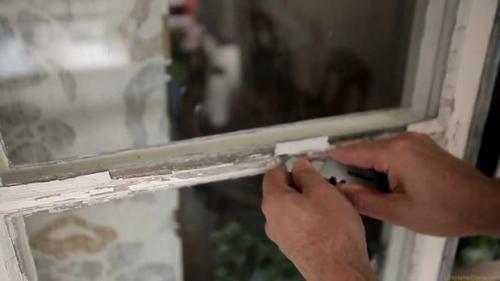 Чем заделывать окна на зиму. №1. С чего начинается утепление деревянных окон?