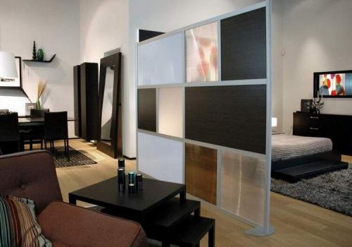 Как из одной комнаты сделать спальню и гостиную. Дизайн комнаты 18 кв.м: 50 фото спальни-гостиной