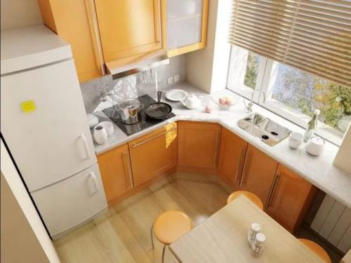 Интерьер маленьких квартир хрущевок. Идеи дизайна интерьера хрущевки
