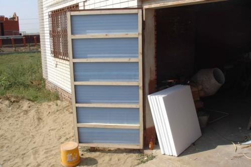 Утепление двери железной входной. Утепление двери изнутри