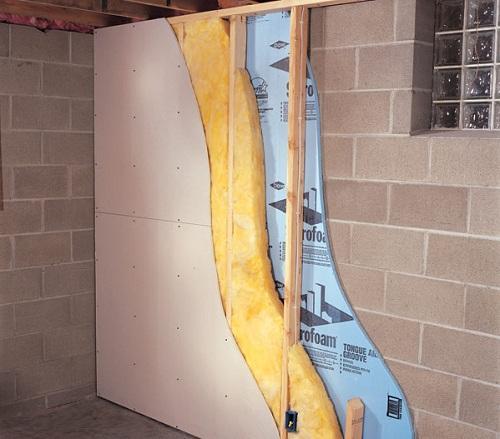 Как утеплить стену в квартире изнутри. Особенности утепления стен в квартире
