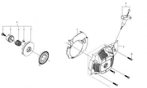 Как отремонтировать бензокосу своими руками. Устройство бензокосы и распространенные неисправности