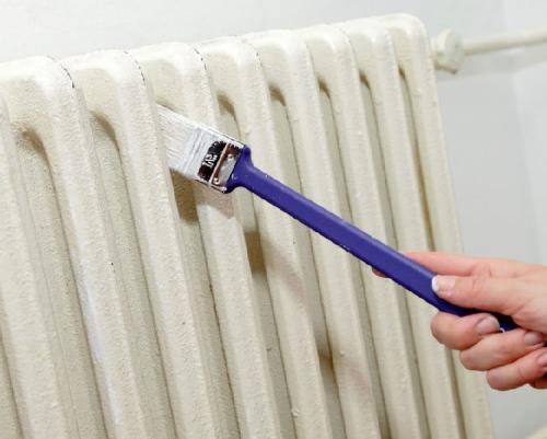 Как правильно покрасить батарею отопления. Как покрасить батареи отопления своими руками