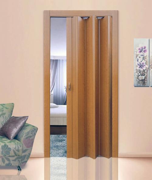 Дверь-гармошка своими руками. Как сделать складные двери гармошка своими руками?