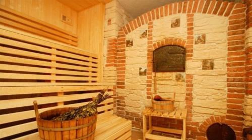 Банная кирпичная печь с закрытой каменкой. Кирпичные печи для бани: виды, преимущества и недостатки