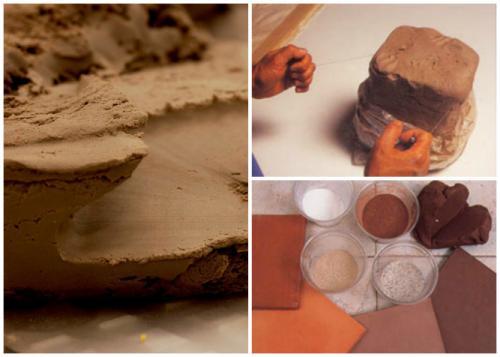 Изготовление керамической плитки в домашних условиях. Подбор материалов