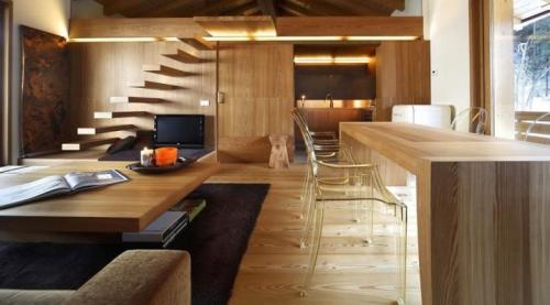 Покрытие для деревянного пола в доме. Полы в деревянном доме: наиболее подходящие варианты
